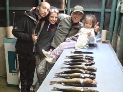 pourvoirie pêche dorè